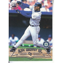 1998 Pacific Silver Ken Griffey Jr Mariners