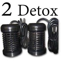 2 Arrays Detox Ionic Purificar El Cuerpo Spa Baño Para Pies