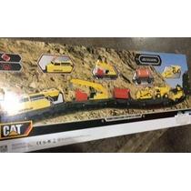 Tren Plastico De Baterias Caterpillar