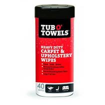 Tub O Toallas Tw40-cp Alfombras Y Tapicería Spot Remover Pañ