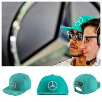 Gorra Mercedes Petronas Amg Gran Premio De Malasia