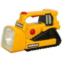 Toy Estado De Caterpillar Construcción Luz De Flash Y Luz De
