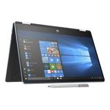 Laptop/tablet Hp X360 I3 8g Ram, 256 Ssd Pantalla Táctil 14
