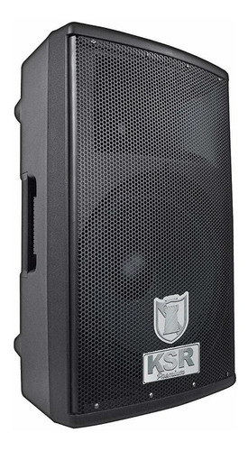 Bocina Kaiser Premium Msa-7515 Portátil Inalámbrica Negro