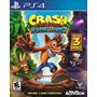 Crash Bandicoot N Sane Trilogy Ps4 Nuevo