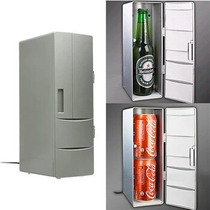 Mini Gran Refrigerador Usb Enfria Y Calienta