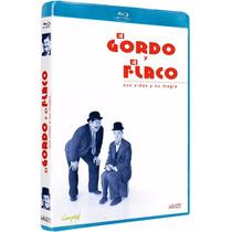 Blu-ray Original El Gordo Y El Flaco Laurel & Hardy Document
