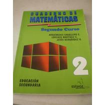 Cuaderno De Matemáticas - Arquímides Caballero C.