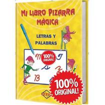 Mi Libro Pizarra Magica Letras Y Palabras Euromexico