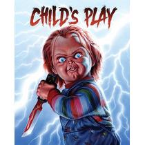 Child´s Play Dvd - Chucky 1 Terror Edicion 20 Aniversario