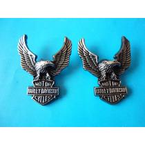 Emblemas Harley Davidson Aguilas Metal Moto Auto Camioneta