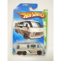 Hot Wheels T Hunt Camioneta Gmc Motorhome 53/166 2009 Tl