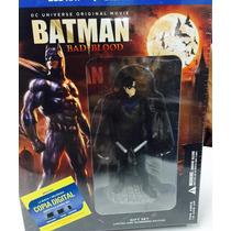 Batman: Mala Sangre Y Liga De La Justicia, Bluray Figura
