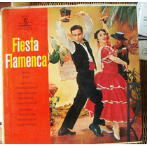 Flamenco, Fiesta Flamenca, Porrina De Badajoz, Lp 12´, Lbf