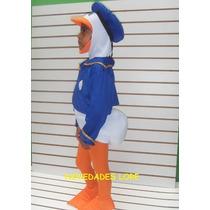 Disfraz Pato Donald Disfraces Primavera Patito Niños Niñas