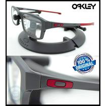 Armazón Oftalmico Oakley Chamfer Satin Pavement Ox8039-0353