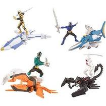 Power Rangers Samurai Súper Zord & Figure Set Con Ocotozord