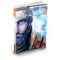 Libro Lost Planet 3 Official Guia D Estrategias Xbox 360 Ps3