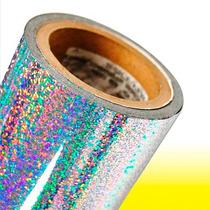 Vinil Textil Holograma Termoadherible Mmu