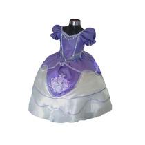 55c2c0493 Disfraz Niña Disney Vestido Presentacion Princesa Sofia Elsa en venta en  Distrito Federal por sólo   1800