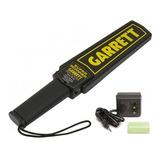 Detector De Metales Garrett Super Scanner Recargable