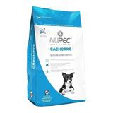 Alimento Nupec Nutrición Científica Perro Cachorro Raza Mediana/grande Mix 8kg