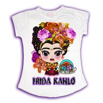 Busca PLAYERA FRIDA KAHLO con los mejores precios del Mexico en la ... 822ed0e61dad5