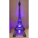 20 Torres Eiffel Metal 38 Cm Grabado Paris Caja De Regalo