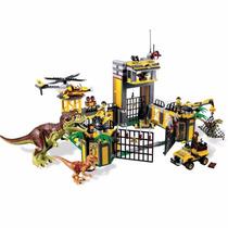 Juego Lego Dino Defense Hq 5887.