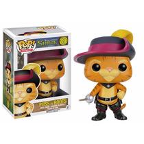 Funko Pop Shrek - Gato Con Botas