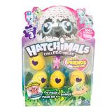 Hatchimals Colleggtibles 4 Huevos  Bonus Spin Master