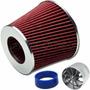 Filtro Aire Alto Flujo Spin + Tornado Turbo Twister