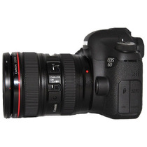 Canon Eos 6d Slr 20.2mp Con Lente 24-105mm F/4.0