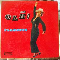 Flamenco, Olé! Flamenco, Mario Escudero, Otros, Lp 12´, Lbf