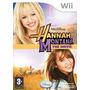 Hannah Montana (nintendo Wii) Nuevo