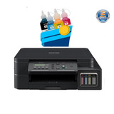 Impresora Multifuncional Brother, Dcpt310 Tinta Continua.