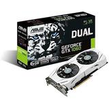 Tarjeta Gráfica Nvidia Asus  Geforce  Gtx 1060 Dual Oc  6gb