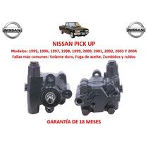 Bomba Licuadora Direccion Hidraulica Nissan Pick Up 89-96