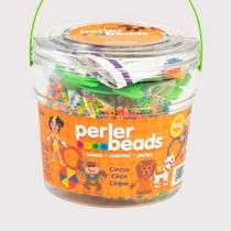 Perler Beads :: Cubeta Circus / El Circo 8,000 Cuentas