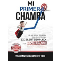 Conseguir Mi Primer Empleo Trabajo - Libro Digital - Ebook