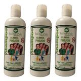 Shampoo Natural Anti Piojos Y Liendres - Con Extracto Neem