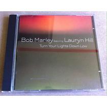 Bob Marley Lauryn Hill Turn Your Lights Down Low Cd Singl