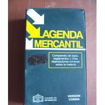 Agenda Mercantil-compendio De Leyes Sobre La Materia-ed-isef
