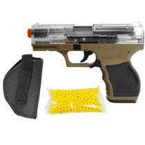 Pistola Crosman Airsoft Stinger P9t (asp9cde)