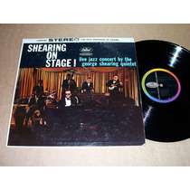 George Shearing On Stage Jazz Lp