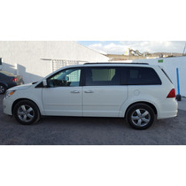 Volkswagen Routan Prestige 2012 Seminueva Factura De Agencia