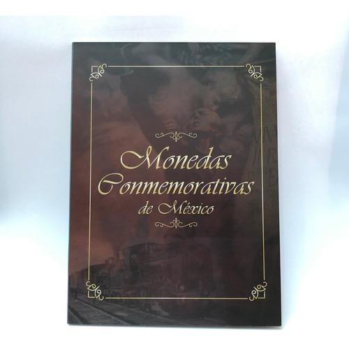 Album Para Monedas Conmemorativas $5 $20 Y Billetes