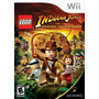 Lego Indiana Jones The Origuinal Adventures Wii