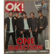 Revista Ok Con Especial De One Direction, En Español