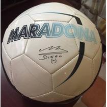 Balón De Fútbol #5. Marca Puma. Linea Maradona